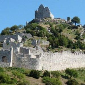 Château de Crussol (Ardèche)