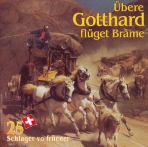 Cover Gotthard